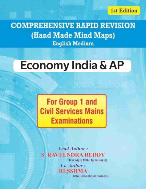 AKS IAS - Comprehensive Rapid Revision (Economy India & AP)