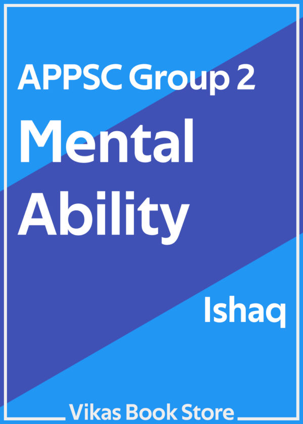 APPSC Group 2 Mental Ability by Ishaq (Shine IAS) Telugu