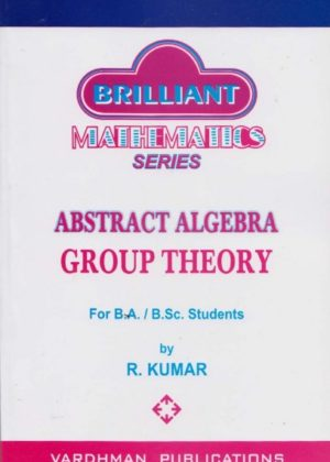 Abstract Algebra (Group Theory) by R. Kumar