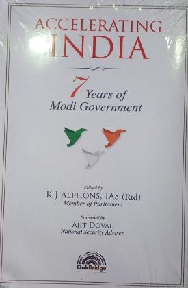 Accelerating India - 7 Years of Modi Government