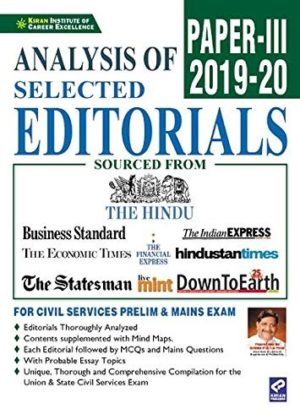 Analysis of Selected Editorials (2019-2020) – Paper 3