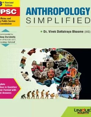 Anthropology Simplified by Vivek Bhasme