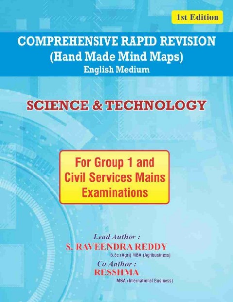 Comprehensive Rapid Revision - Science and Technology (Hand Made Mind Maps)