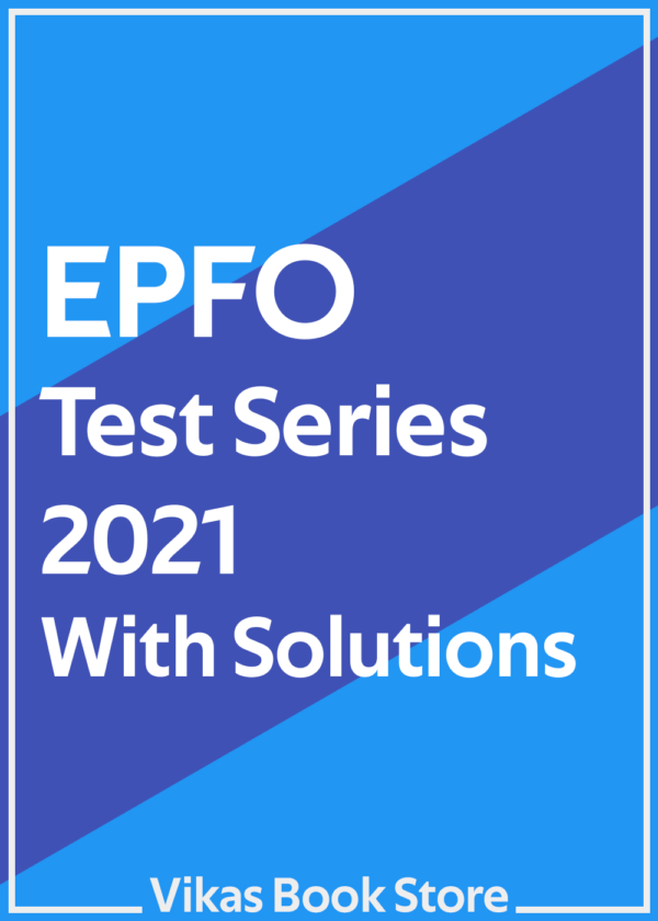 EPFO Test Series 2021 (with Solutions)
