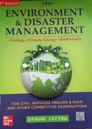 Environment & Disaster Management