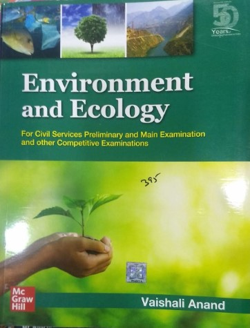 Environment and Ecology by Vaishali Anand