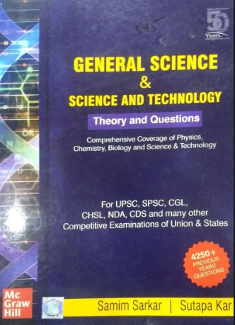 General Science & Science and Technology (Theory & Questions)