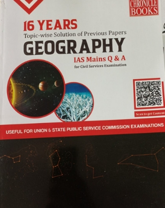 Geography IAS Mains Q&A