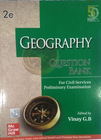 Geography Question Bank by Vinay GB