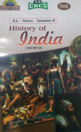 History of India (1526- 1857 CE)