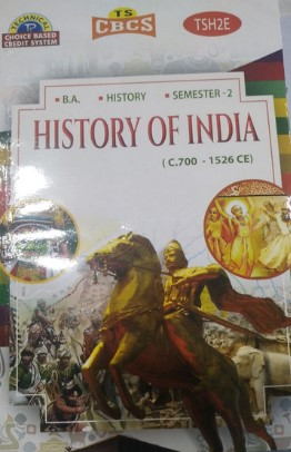 History of India (C.700 - 1526CE)