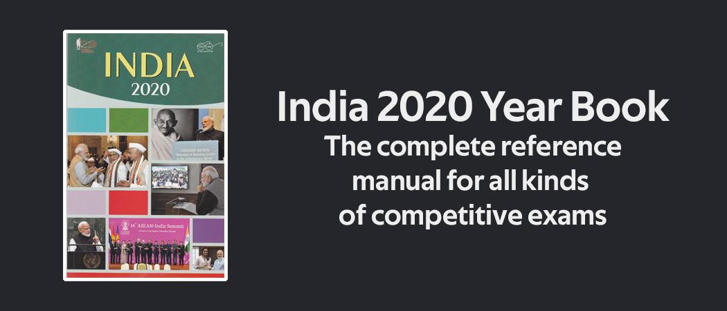 India 2020 Year Book