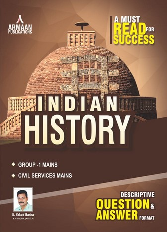 Indian History by Yakub Basha