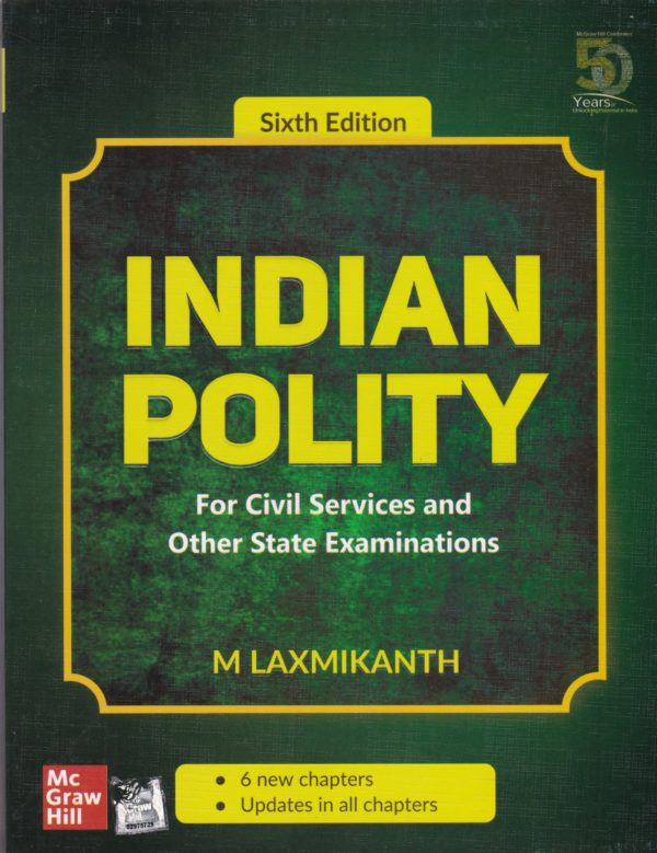 Indian Polity - M Laxmikanth