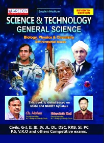 MC Reddy - Science & Technology General Science