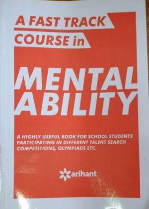 Mental Ability - Fast Track Course (Arihant)