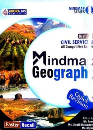Mindmap - Geography by Arora IAS