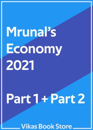 Mrunal's Economy 2021
