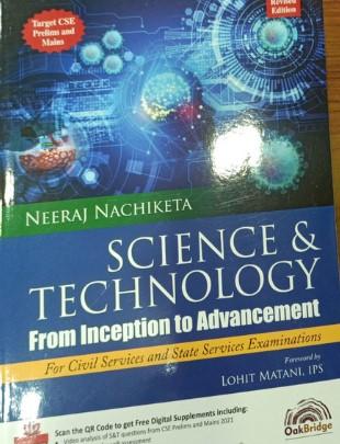 Neeraj Nachiketa - Science & Technology