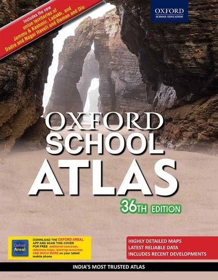 Oxford School Atlas - 36th Edition
