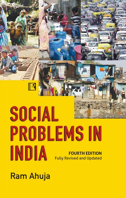 Social Problems In India by Ram Ahuja