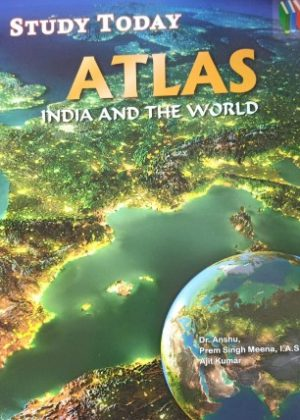 Study Today - Atlas (India and The World)