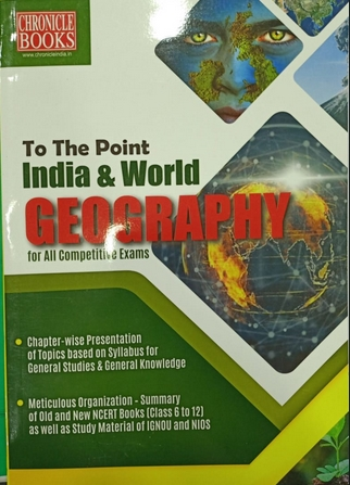 To The Point India & World Geography