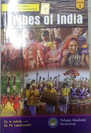 Tribes of India - Volume 1