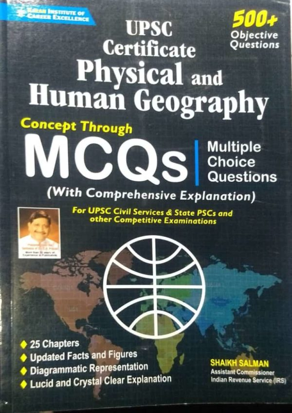 UPSC Certificate Physical and Human Geography MCQs