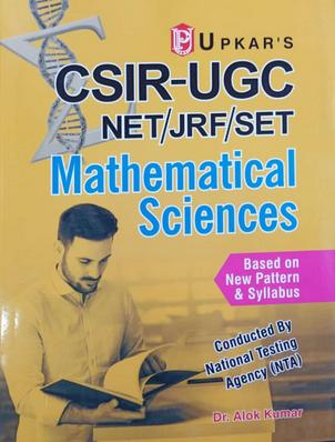 Upkar's CSIR-UGC Mathematical Sciences