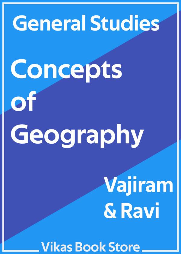 Vajiram & Ravi - General Studies Concepts of Geography