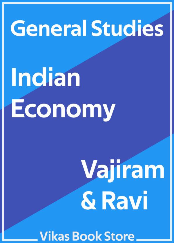 Vajiram & Ravi - General Studies Indian Economy