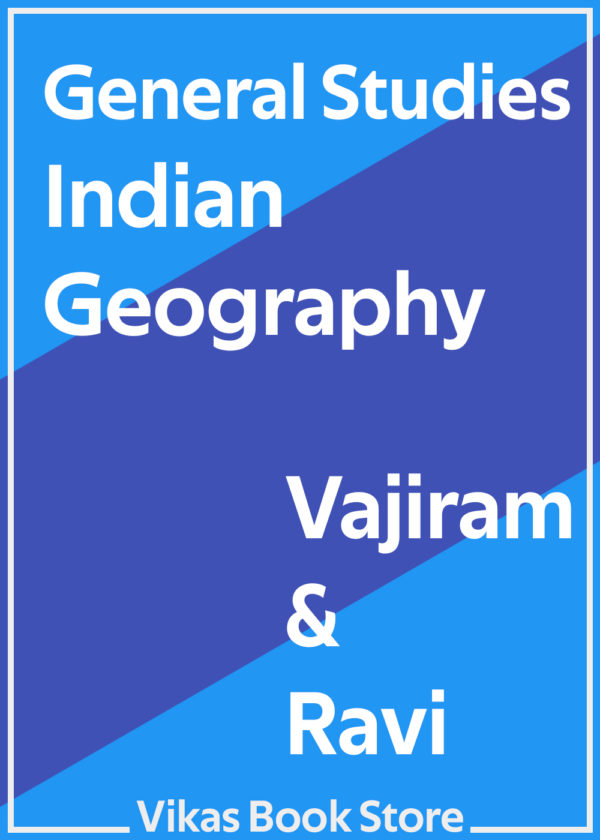 Vajiram & Ravi - General Studies Indian Geography