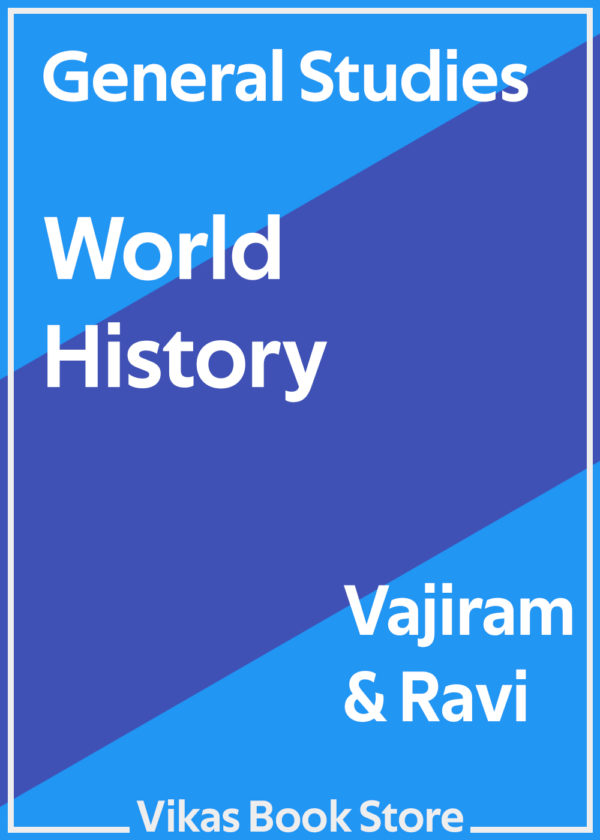 Vajiram & Ravi - General Studies World History