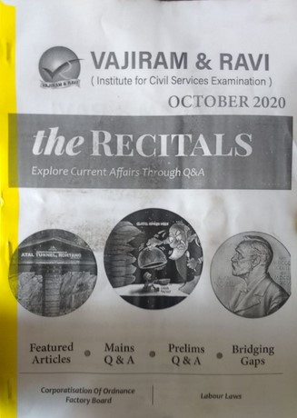 Vajiram & Ravi - The Recitals