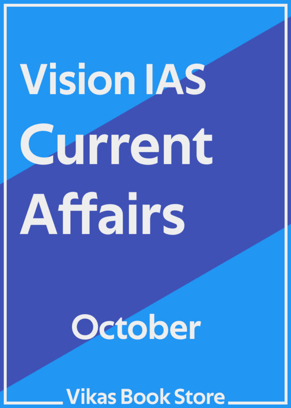 Vision IAS – Current Affairs (October 2020)