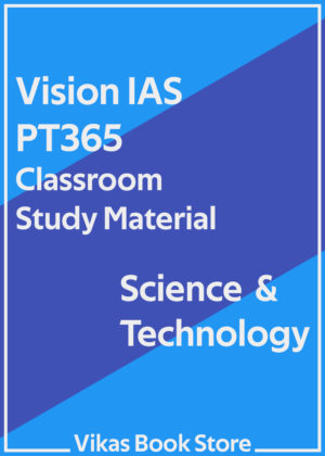 Vision IAS PT365 - Science & Technology (2020)