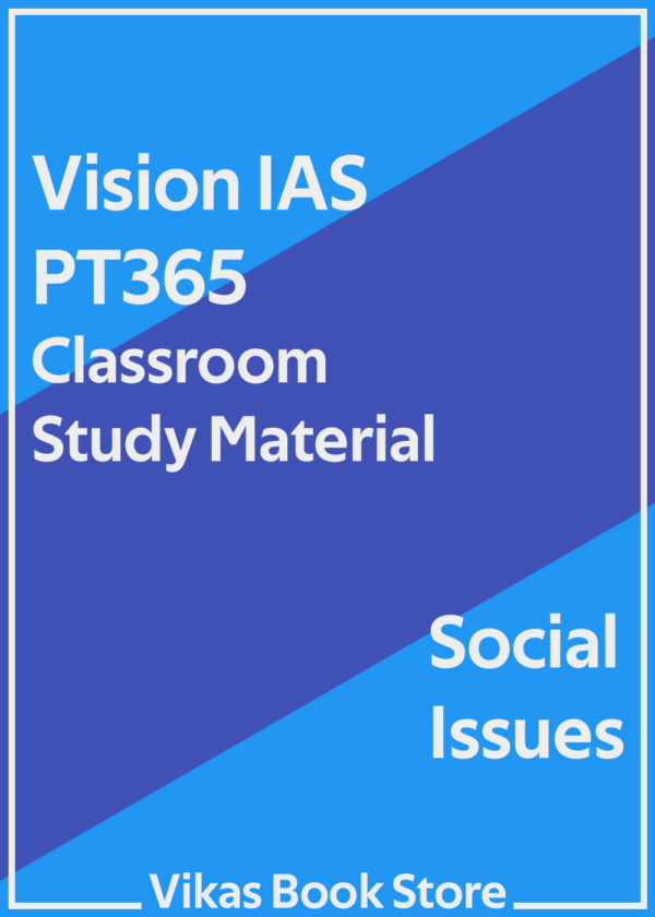 Vision IAS PT365 - Social Issues (2020)