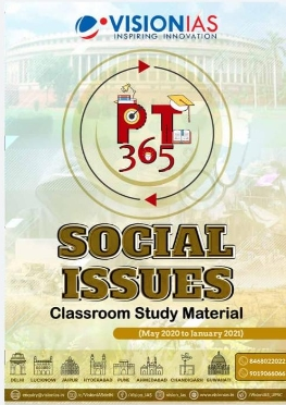Vision IAS PT365 - Social Issues (Classroom Study Material)